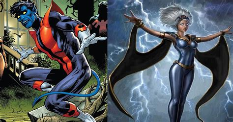 Find gifs with the latest and newest hashtags! X-Men: 5 Reasons Why Nightcrawler Was The Most Important Debut Of The 70s (& 5 Why It's Storm)