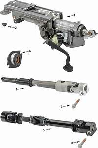 Jeep Wrangler Jk Steering Column Parts