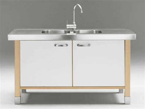 Kitchen Sink And Cabinet, Free Standing Kitchen Sinks With