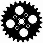Gear Transparent Gears Icon Vector Clipart Background