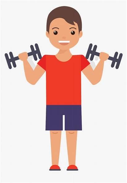 Clipart Exercise Gym Transparent Kindpng