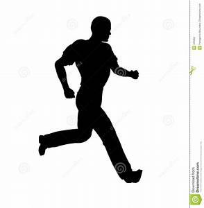 Running Man Stock Photography - Image: 344852