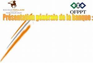 Cheque De Banque Banque Populaire : memoire online rapport de stage effectu la banque populaire de meknes agence ouisslane ~ Medecine-chirurgie-esthetiques.com Avis de Voitures