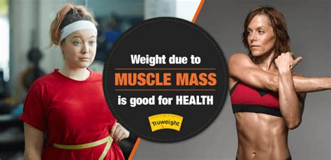 Know The Difference Between Weight Due To Muscle Mass And Fat?