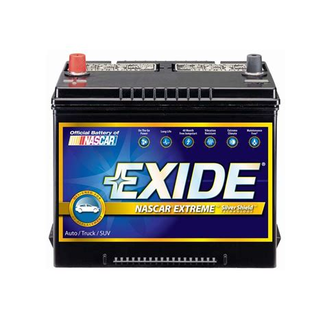 Batterie Car by Exide 51r Auto Battery 51rx The Home Depot