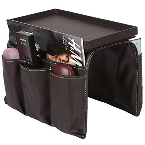 Leather Armchair Caddy by Best 25 Remote Caddy Ideas On Bedside Caddy