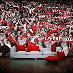 Create your own unique wallpaper mural featuring Liverpool ...