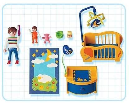 siege haut bébé playmobil maman chambre de bébé achat vente univers