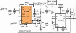 Supercapacitor Based Backup Power Supply Circuit