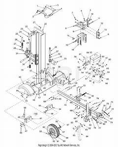 Mtd 24ae586b352  2002  Parts Diagram For General Assembly