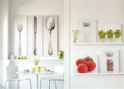 Take A Delight In Your Kitchen Wall Decor