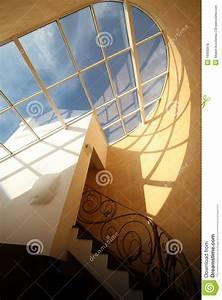 Lucarne De Toit : hublot de lucarne de toit image stock image du lumi re ~ Melissatoandfro.com Idées de Décoration