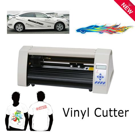 15 quot mini desktop cutting plotter vinyl cutter sign making machine ebay
