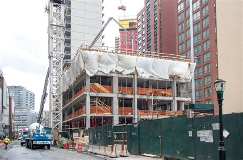 Office Tower Begins Rise Next City Point