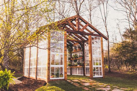 While this is a pretty easy project, let me remind you, it takes time to collect these window frames, perhaps from your renovation projects. 15 Fabulous Greenhouses Made From Old Windows - Off Grid World