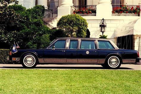 lincoln presidential limousine secret service