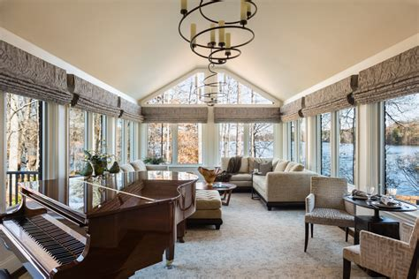 lake house custom home design rjohnston interiors