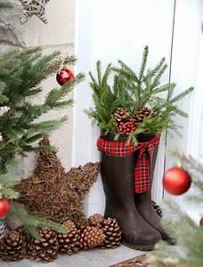 Weihnachtsdeko Vor Haustür : die besten 25 weihnachtsdeko hauseingang ideen auf pinterest weihnachtsdeko vor dem ~ Frokenaadalensverden.com Haus und Dekorationen