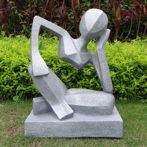 Skulpturen Garten Modern by Contemporary Garden Large Garden Sculptures