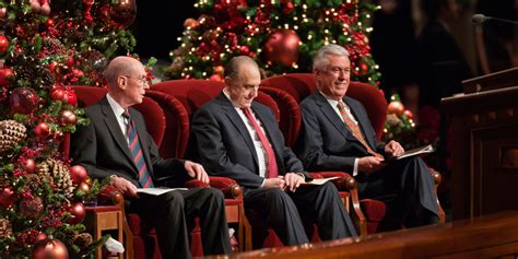 dont forget put presidencys christmas devotional