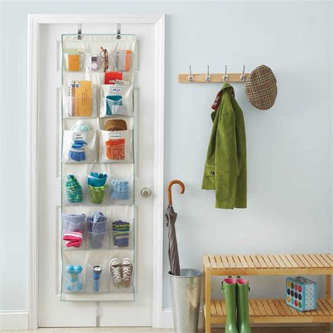 the door bathroom organizer 10 ways to make your roommate more organized for a clutter
