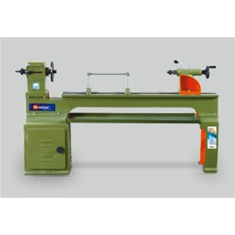 semi automatic wood turning lathe machine id