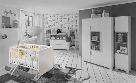 meubles chambre bebe lit bebe joris chambre bebe blanc gris
