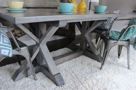 shanty 2 chic farmhouse table weathered grey farmhouse table shanty 2 chic
