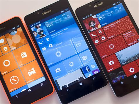 windows 10 mobile build 15051 is now available for