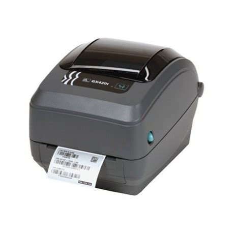 imprimante de bureau zebra gx420t imprimante étiquettes de bureau