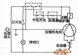 Zhongyi Bcd-215 Fridge Circuit Diagram