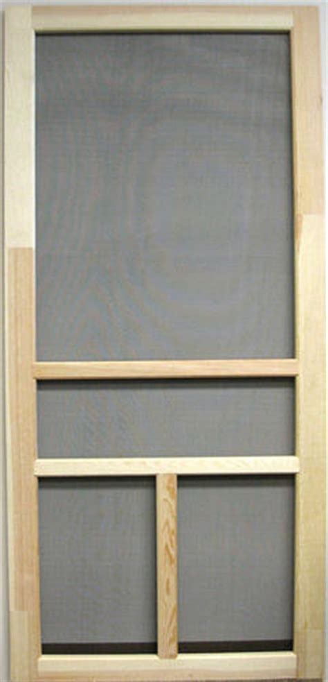 "36"" X 81"" Heavyduty Wood Tbar Screen Door At Menards®. Garage Doors Nh. Fire Rated Steel Doors. Garage Door Repair Service. Garage Door Key Pad. Coded Door Locks. Wright Products Storm Door. Closet Door Light Switch. Genie Garage"