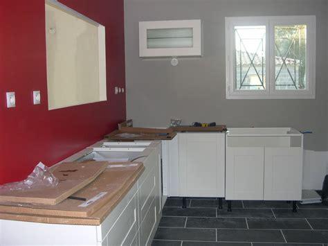 meuble cuisine ikea cuisine mur couleur chaios com