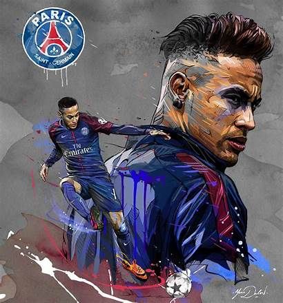 Neymar Psg Wallpapers