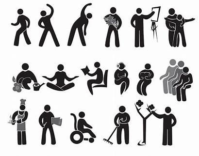 Activities Senior Icons Activity Icon Health Elderly