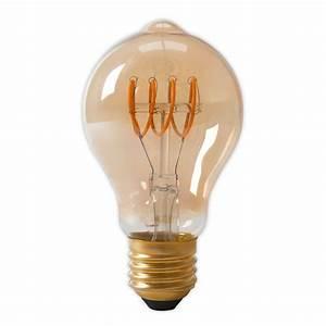 Filament Led Dimmbar : calex led filament gls lampe led birne 4w e27 2100k 200lm dimmbar ~ Markanthonyermac.com Haus und Dekorationen