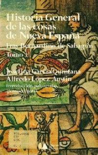 historia general de las cosas de la nueva espa 241 a 2 librosm 201 xico mx