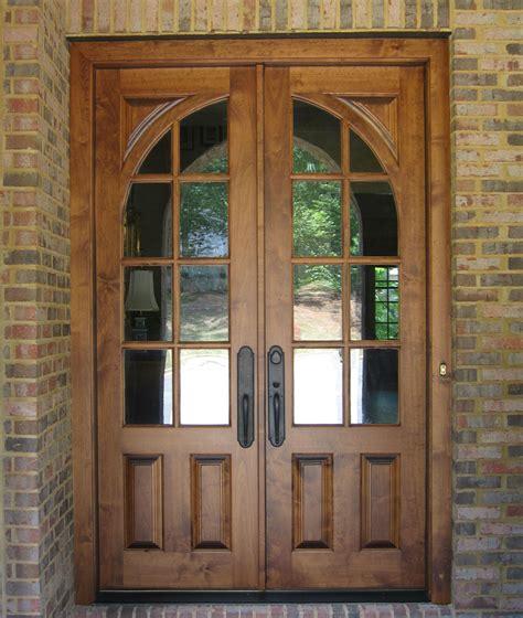 Wood Entry Doors by Custom Country Tdl Doors Wood Entry