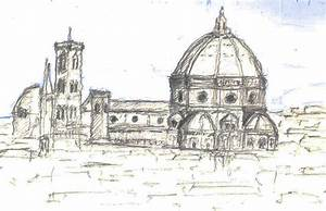 Italian Renaissance Architecture Drawing, French