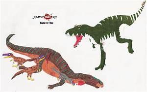 Dromaeosaurus Jurassic Fight Club | www.pixshark.com ...