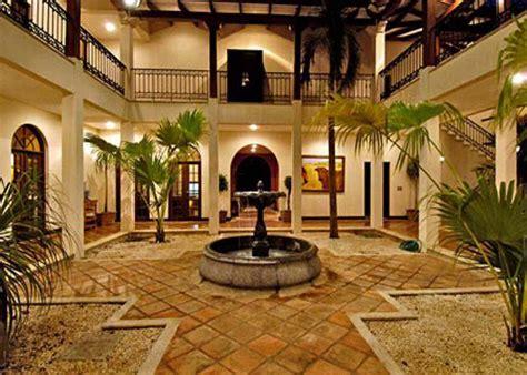 spanish luxury estate hacienda colonial ranch homes pinilla costa rica properties golf property private rancho single community houses beach vacational