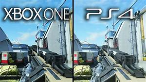Xbox One vs Playstation 4 Advanced Warfare Graphics ...