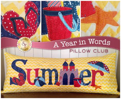 shabby fabrics pillow club the shabby a quilting blog by shabby fabrics a year in words a new shabby fabrics exclusive club