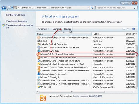 Office 365 Outlook Repair by How To Repair Office 2010 2007 Or 2003 Installations