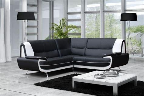 entretien canapé cuir noir canape d angle cuir noir et blanc 28 images canap 233