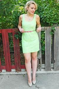 Lime Green Langford Market Dresses Hot Pink Langford
