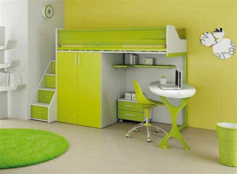 hauteur meuble cuisine un lit mezzanine pour enfant des idées en photos