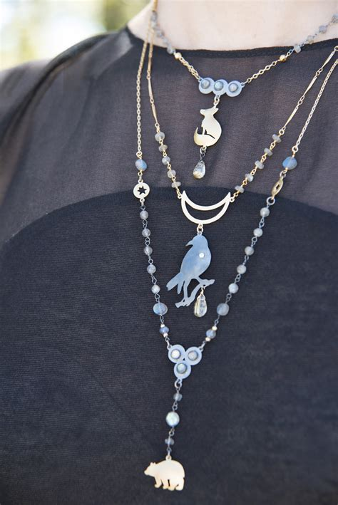 Handcrafted Jewelry Collection of Animal and Insect ...