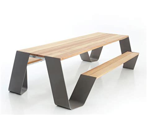 creative tables 12 most creative picnic tables design 1 design per day