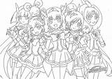 Coloring Pages Glitter Force Happy Sheets Comments sketch template